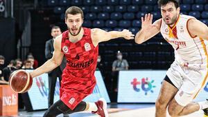 Galatasaray 86-90 Gaziantep Basketbol