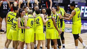 Fenerbahçe Öznur Kablo: 91 - Bellona Kayseri Basketbol: 69