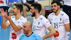 Bursa Büyükşehir Belediyespor: 0 - Altekma: 3