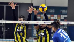 Afyon Belediye Yüntaş: 1 - Fenerbahçe HDI Sigorta: 3