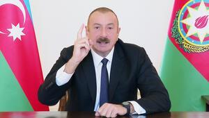 Son dakika haberi: İlham Aliyev: Kelbecer ve Kubadlı kentlerinin bir kısmın işgalden kurtarıldı