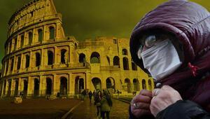 İtalyada korkulan oldu Rekor vaka sayısı