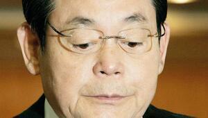 Samsung'un babası öldü