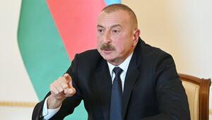 Aliyevden Ermenistana ücretsiz silah gönderen devletlere tepki