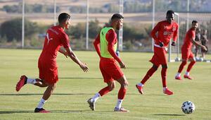 Sivasspor, Çaykur Rizespor maçı hazırlıklarını tamamladı