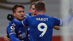 Son Dakika | Arsenal 0-1 Leicester City (Maç sonucu ve özeti)