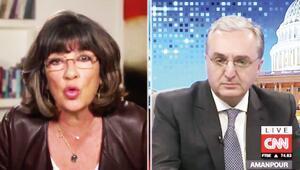 BM kararları sorulunca Ermeni bakan cevap veremedi