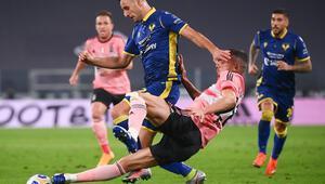 Son Dakika | Juventus 1-1 Verona (Maç sonucu ve özeti)