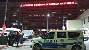 Kimse durduramadı, ortalık karıştı Hastaneye ve polise taş yağmuru...