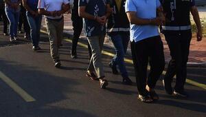 Son dakika... İçişleri Bakanlığı duyurdu: 18 kişi yakalandı
