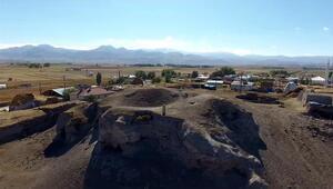 6 bin 200 yıllık Pulur Höyük, Erzurumun tarihine ışık tutacak