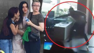 Son dakika... Görüntüler ortaya çıktı Hamile eşinin gözü önünde öldürüldü