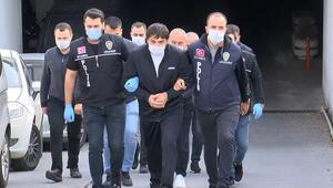 Son dakika haberleri... Suç örgütü lideri gözaltına alındı Lüks otele gece saat 03.30de operasyon...