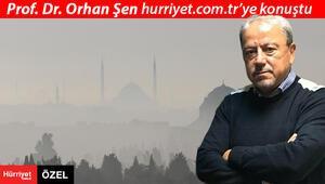 Son dakika: Prof. Dr. Orhan Şen konuştu... Salı gününe kadar sürecek, 65 yaş üstü dışarı çıkmasın
