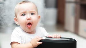Bebek odalarında buhar makinesi bulunmalı mı