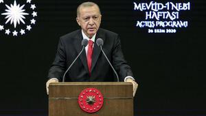 Son dakika.. Cumhurbaşkanı Erdoğan: Buradan milletime sesleniyorum, Fransız mallarını asla satın almayın