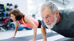 Her Hastalığa Farklı Egzersiz: Kemik Erimesine Zıplama, Bunamaya Aerobik