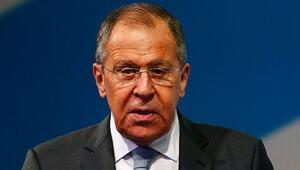 Rusya Dışişleri Bakanı Lavrovdan Doğu Akdenizde diyalog çağrısı