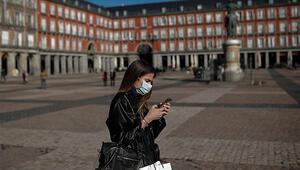 İspanyada koronavirüs vakalarında korkunç artış sürüyor
