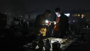 İskitler'de gece pazarı