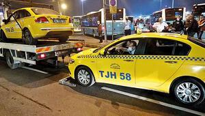 101 taksiye ceza