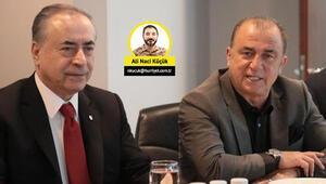 Son Dakika Haberi | Galatasarayda kriz son buldu Fatih Terim bizim kırmızı çizgimiz