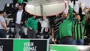 Son Dakika | Denizlispor - Beşiktaş maçında akılalmaz görüntüler Çit çektiler...