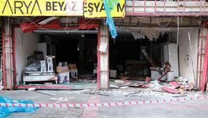 Son dakika... İskenderundaki patlamanın ardından bu sabah... 'Türk bayraklı' tepki