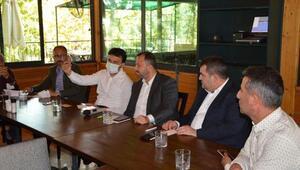 Döşemealtının NATO boru hattı sorunu Ankaraya taşınıyor