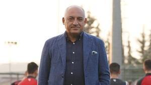 Gaziantep FK Başkanı Mehmet Büyükekşi: Galibiyet serisi yakalayacağımıza gönülden inanıyorum...