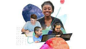 'Online okul'da 200 milyon ders verildi