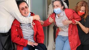 Antalyada feci olay Annenin feryadı yürekleri dağladı…