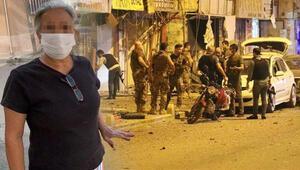 Kaçan teröristin yerini gösteren kadın o anları anlattı