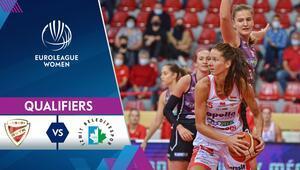FIBA Kadınlar Avrupa Ligi Elemelerinde İzmit Belediyesporun parkeye çıkıyor