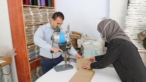 Suriyeliler halk eğitim merkezleri ile meslek öğreniyor