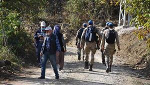 Sinopta kaybolan 98 yaşındaki kişi aranıyor