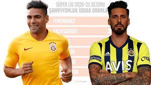 Süper Ligde şampiyonluk oranları güncellendi Fenerbahçenin iddaa oranı düştü...