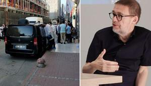 Son dakika haberleri... Karaköyde aracında ölü bulunan ABDli gazetecinin ölümüyle ilgili soruşturmada takipsizlik