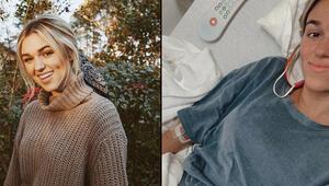 Hamile oyuncu koronavirüse yakalandı: Çok zorlayıcı bir deneyimdi