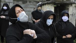 Son dakika haberi: İranda koronavirüs salgınında en yüksek günlük vaka ve can kaybı kaydedildi