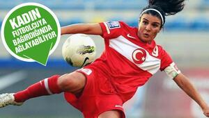 Eski kadın milli futbolcu Bilgin Defterli, erkek futbol takımı çalıştıracak