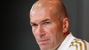 Son Dakika | Zinedine Zidanedan istifa açıklaması
