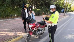 308 bin 770 motosiklet denetlendi, 75 bin 894üne ceza uygulandı