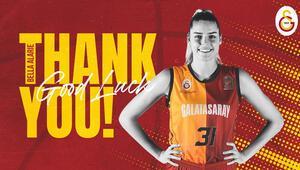 Galatasaray Kadın Basketbol Takımında ABDli oyuncu Alarie ile yollar ayrıldı