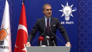 AK Parti Sözcüsü Ömer Çelik gündemine ilişkin açıklamalarda bulundu