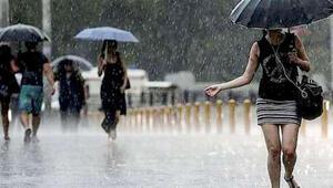 Meteoroloji o bölgeyi uyardı Kuvvetli olması bekleniyor