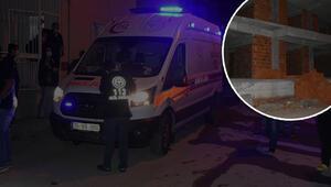 İzmirde dehşete düşüren olay Mahalleli yardım çığlıklarına koştu
