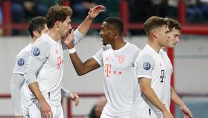 Lokomotiv Moskova 1-2 Bayern Münih (Maç sonucu ve özeti)