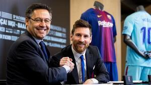 Son Dakika Haberi | Barcelonada Josep Bartomeu istifa etti