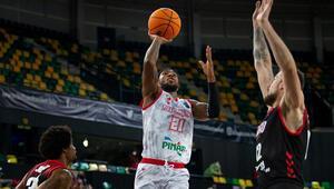 Bilbao Basket: 72 - Pınar Karşıyaka: 81